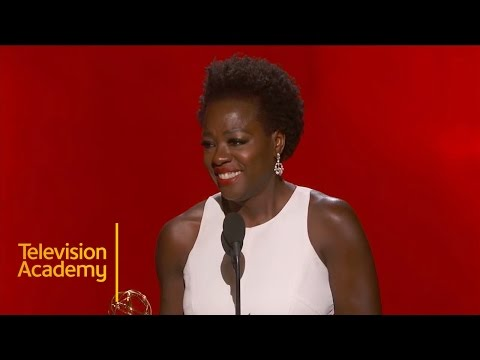 Thumbnail: Viola Davis Gives Powerful Speech About Diversity and Opportunity | Emmys 2015