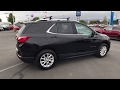 2018 CHEVROLET EQUINOX Redding, Eureka, Red Bluff, Chico, Sacramento, CA J6104031
