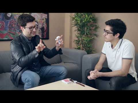 The Watch - White Classic ( Gimmicks e istruzioni online ) by Joao Miranda Video