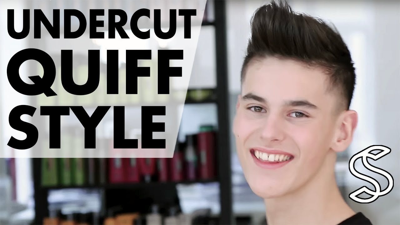 HOW TO CHOOSE THE RIGHT UNDERCUT