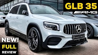 2020 Mercedes GLB 35 AMG NEW FULL In-Depth Review Sound Exterior Interior Infotainment