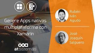 Genere Apps nativas multiplataforma con Xamarin | atSistemas