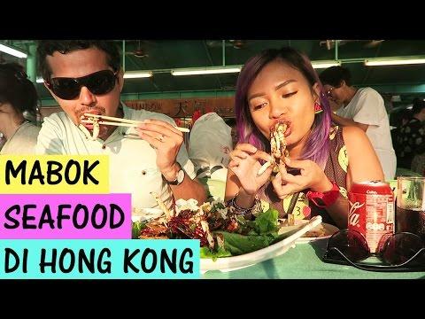 Travel Vlog: Mabok Seafood di Hong Kong + Pantai Cantik Banget | Lamma Island