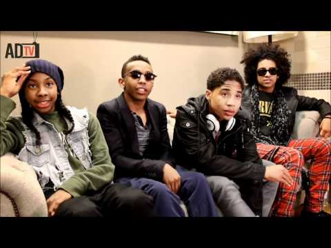 "*New* Mindless Behavior Interview  - ""Scary Moments"" w/ @Amarudontv"