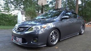 Modifications to my 2013 Toyota Corolla (Update #3) & Awesome Mod Coming!