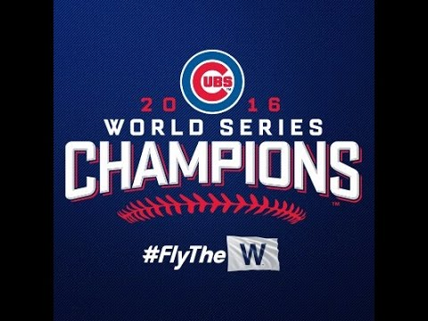 Chicago Cubs World Series Champions Highlights