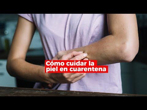 Cómo cuidar la piel en cuarentena I Ganar Vida