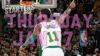 NBA Daily Show: Jan. 17 - The Starters