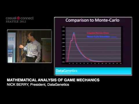 Mathematical Analysis of Game Mechanics | Nick BERRY