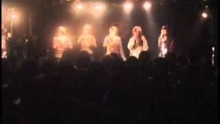 2011年2月16日に行われた関東の9つの大学の一年生バンドを集めたアカペ...