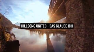 Hillsong United - Das Glaube ich (Lyric Video German)