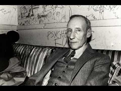 william s. burroughs - what washington what orders