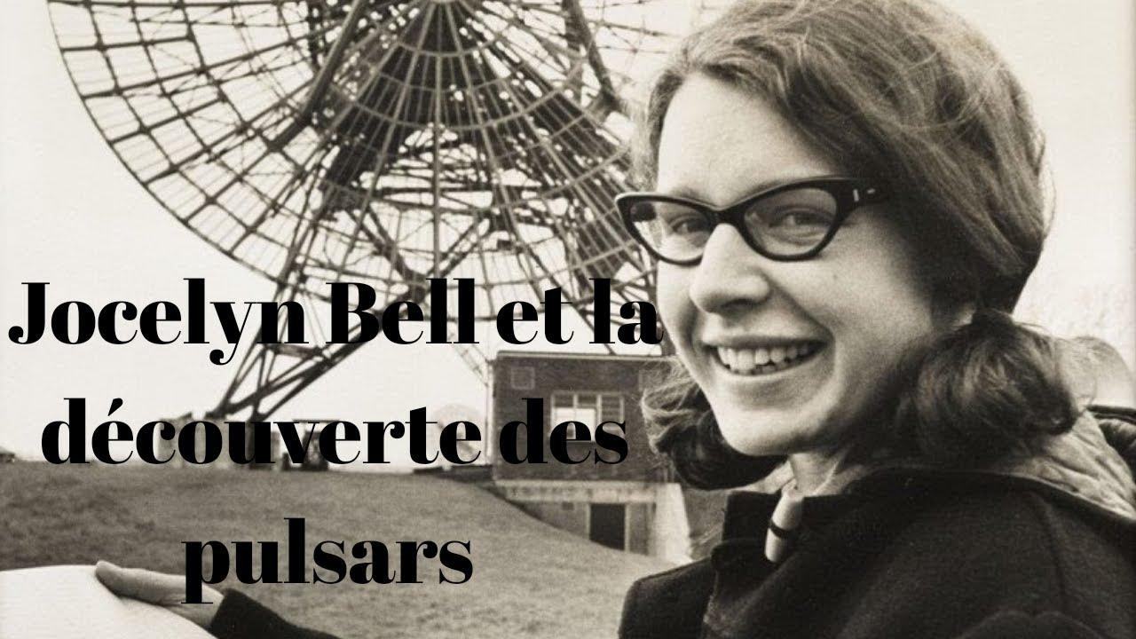 Jocelyn Bell et la découverte des pulsars