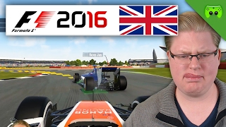 HEISSE VERFOLGUNGSJAGDEN | Großbritannien 2/2 🎮 F1 2016 #78