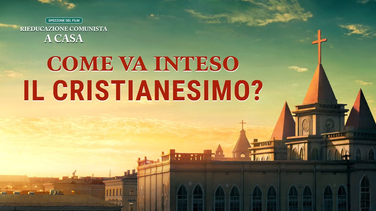 """Film cristiano """"Rieducazione comunista a casa"""" (Spezzone 5/6) - Come va inteso il cristianesimo?"""