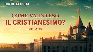 """Spezzone del film """"Rieducazione comunista a casa"""" - Come va inteso il cristianesimo?"""