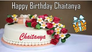 Happy Birthday Chaitanya Image Wishes✔