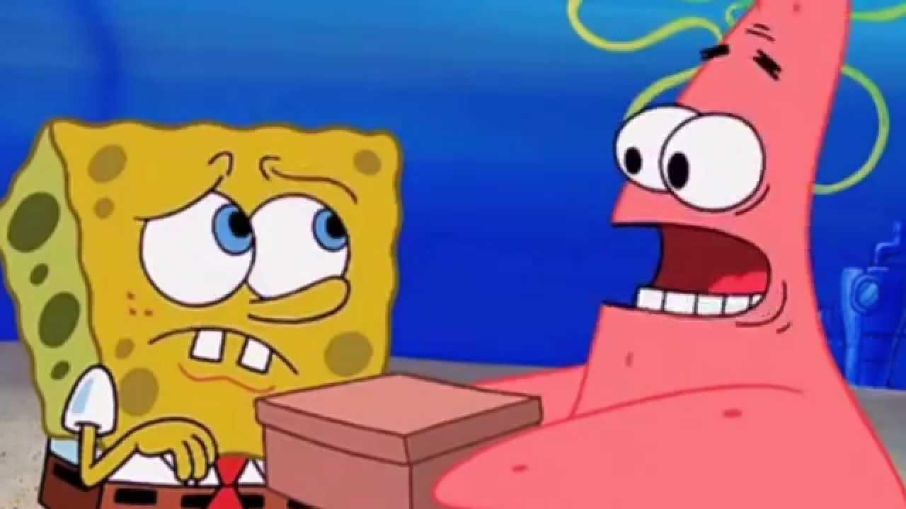 Gambar 68 meme spongebob patrick terupdate