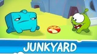 Om Nom Stories: Junkyard (Episode 24, Cut the Rope 2)
