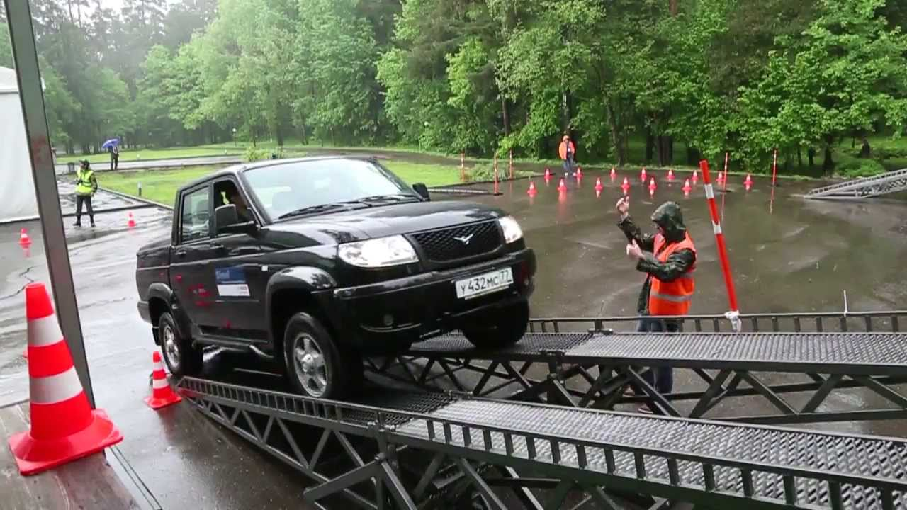 UAZ Patriot TEST-DRIVE / УАЗ Патриот незабываемые покатушки