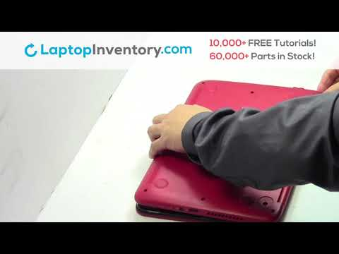 How to replace Laptop Memory HP Pavilion X360 13-A  Fix, Install