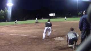 nbc sports vs city carting inc men s softball highlights kosc park stamford ct 6 11 14