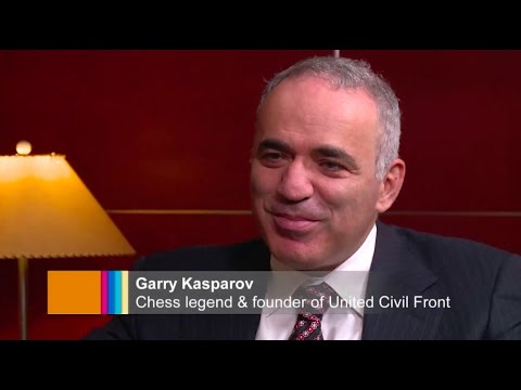 What chess can teach us about business strategy | Garry Kasparov | WOBI
