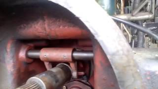 China tractor clutch  repair