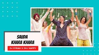 Sauda Khara Khara - Good Newwz | Akshay,Kareena,Diljit,Kiara| Sukhbir, Dhvani| DJ Syrah | DVJ Happy