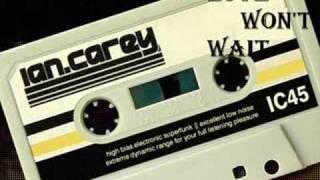 Ian Carey - Love wont wait YouTube Videos