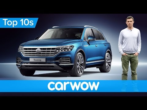 New Volkswagen Touareg 2019 SUV - better than a Bentley Bentayga for half the price?