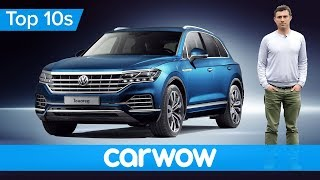 New Volkswagen Touareg 2019 SUV - better than a Bentley Bentayga for half the price