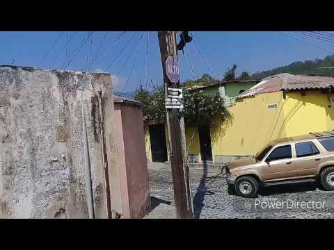 UN DIA EN HOBBITENANGO (Antigua Guatemala )