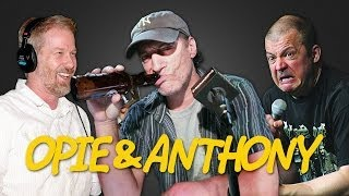 Classic Opie & Anthony: Sandy Kane Smashes Stalker Patti & Bobo (10/30/09)