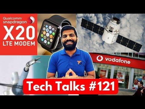 Tech Talks #121 - Vodafone Private Recharge, Cheap Robotic Arm, Uranium in Sea, No Note 7 in India