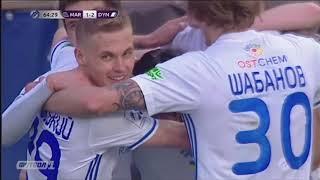 Гол! Николай Шапаренко, 65 мин., Динамо Киев