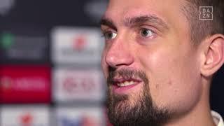 Stefan Ilsanker im Interview mit DAZN vor Salzburg vs. Leipzig