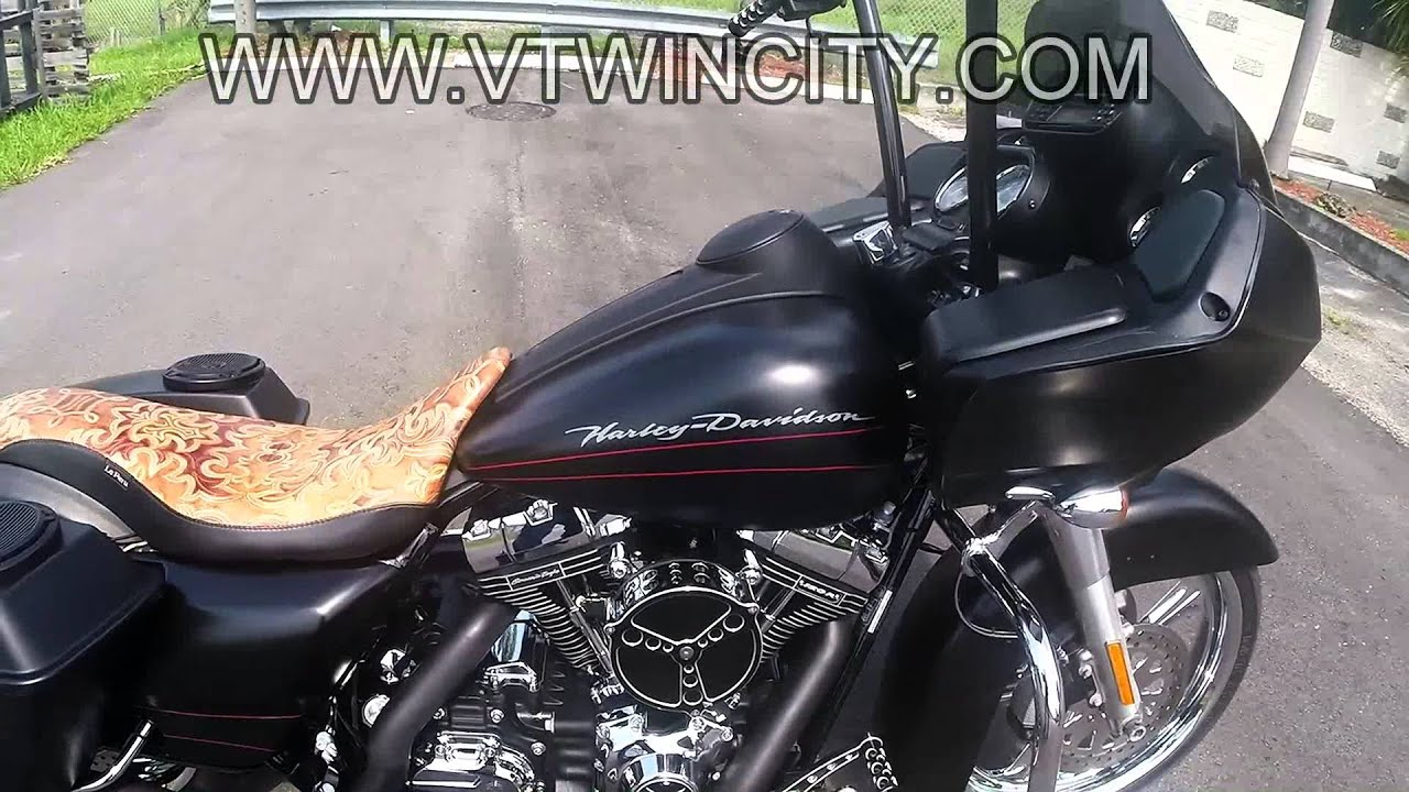Bad Road Glide Custom, Harley Screaming Eagle 120R motor, 21` wheel Harley Schematic Harman Wiring Karmonstereo on