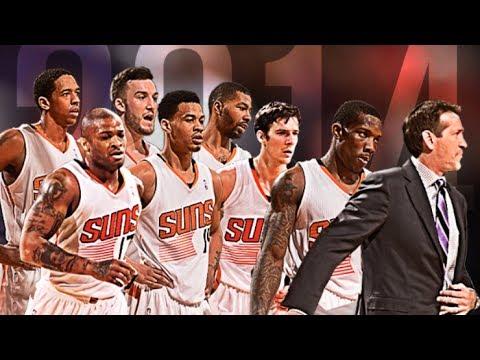 Phoenix Suns Mix 2013-2014