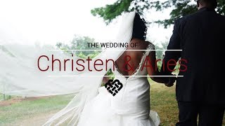 Beautiful Bride & Her Father Will Have You Grabbing Tissues | Christen + Aries Wedding Film
