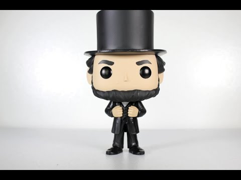 ABRAHAM LINCOLN Funko Pop review