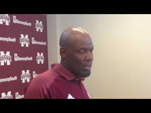 Mississippi State Assistant Ron English