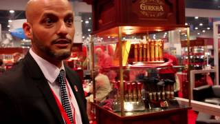 IPCPR 2017: Full Tour of Gurkha Cigars' Booth!
