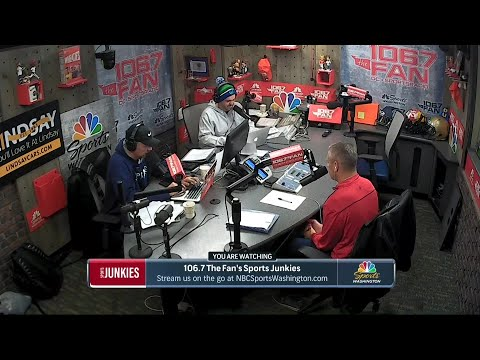 Ian Eagle: Redskins Still in the Hunt