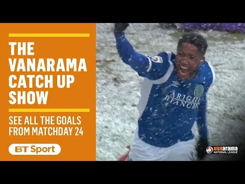 Download Youtube: Vanarama National League Highlights Show | Matchday 24