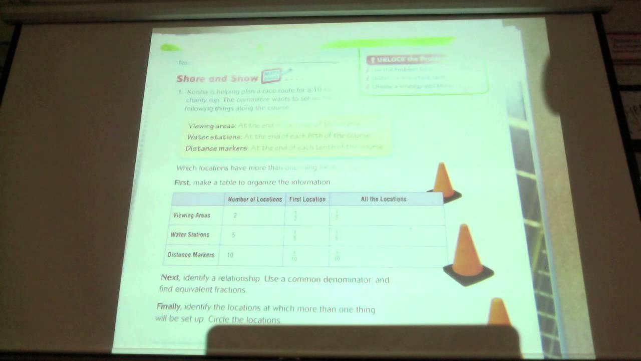 medium resolution of Go Math lesson 6-5 4th grade - YouTube