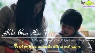 Khi Con Là Mẹ - Phùng Khánh Linh ft Guitarist Duy Phong