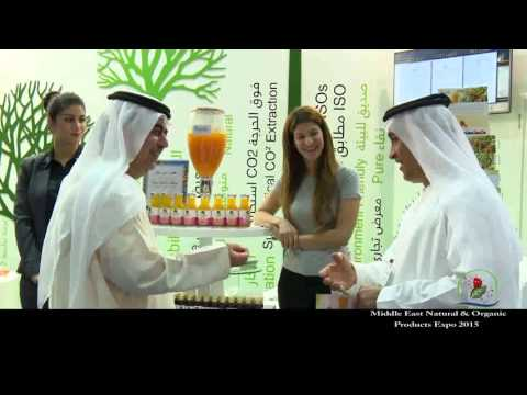 Middle East Natural & Organic Products Expo 2015, Dubai