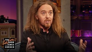 Tim Minchin Has a Very Personal Connection to