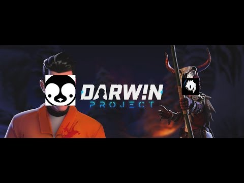 WHEN THE GOING GETS TOUGH!  DARWIN PROJECT GAMEPLAY